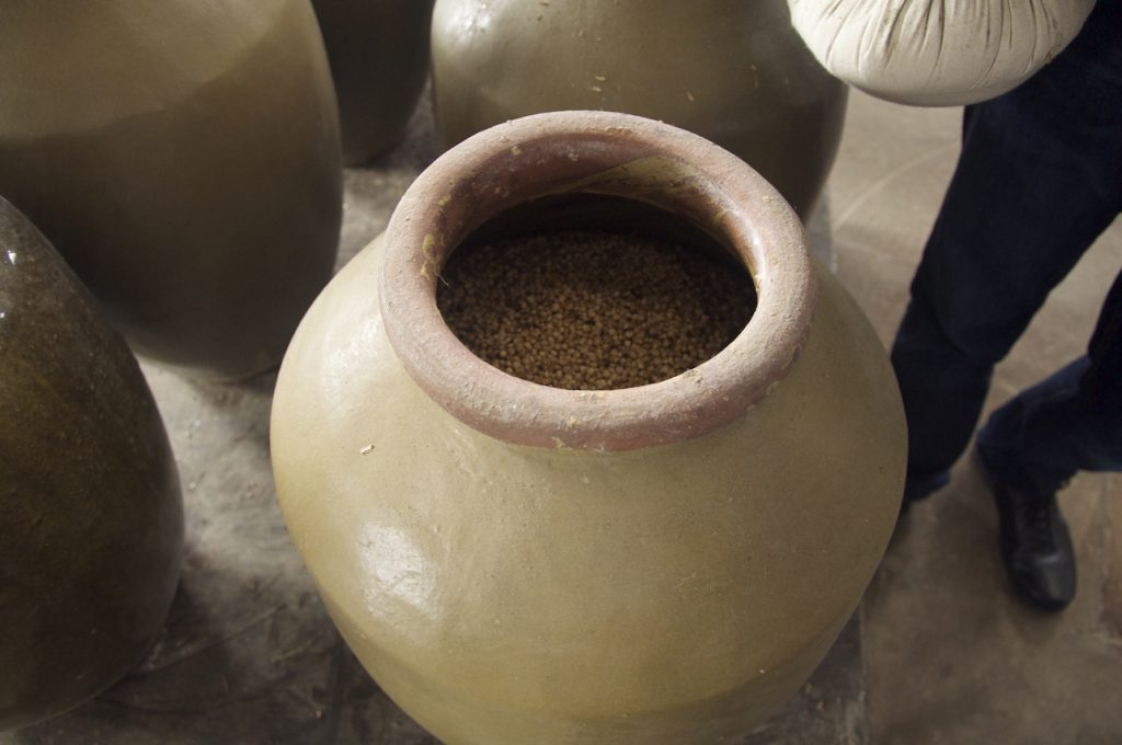 stone pot for baijiu fermentation