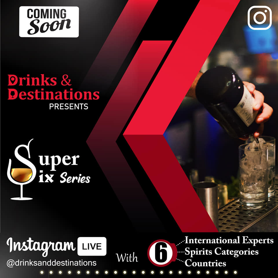 Drinks and Destinations Super Six
